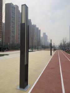 西安唐城墙遗址公园庭院灯