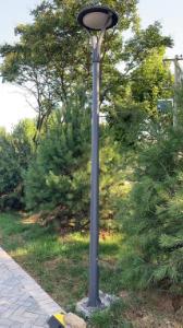 西安丈八东路庭院灯